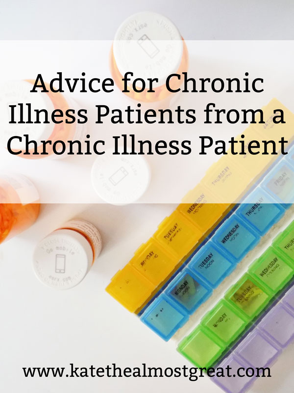 chronic illness advice, chronic illness, chronic pain, chronically ill tips, advice for chronic illness patients, rheumatoid arthritis, arthritis, rheum, RA, fibromyalgia, fibro, POTS, postular orthostatic tachycardia syndrome, dysautonomia, endometriosis, endo, asthma, anemia, chronic anemia, spoonie | #spoonie #chronicillness #chronicpain #rheum #rheumatoidarthritis #autoimmunedisease #autoimmune