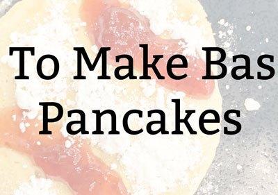 How To Make Baseball Pancakes