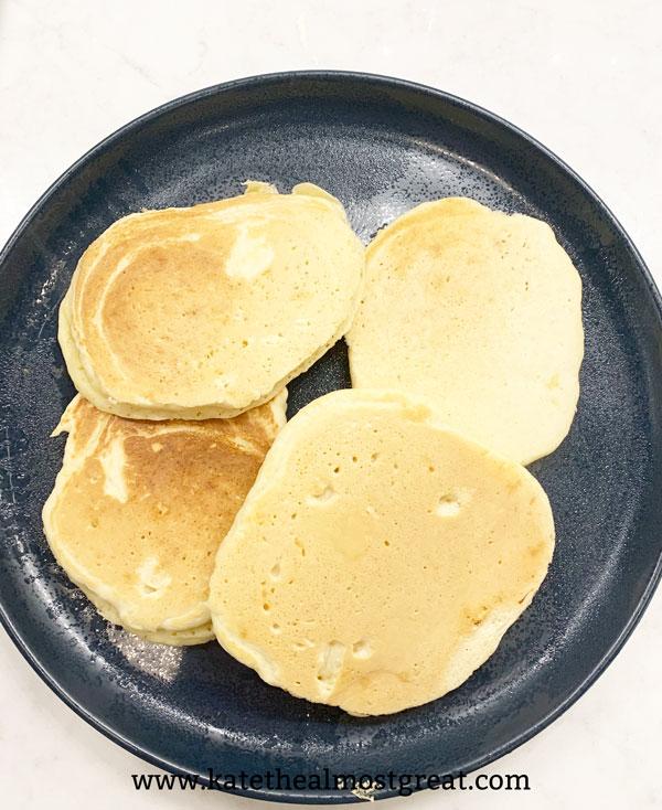pancake recipe, simple pancake recipes, pancakes, how to make pancakes, baseball pancakes, pancake decorating