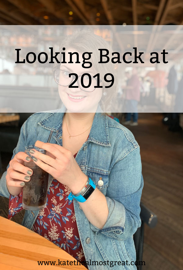 2019 was a wild year! In this post, I'm looking back at the highs and lows in my personal life, as well as my readers' favorite posts from the year.