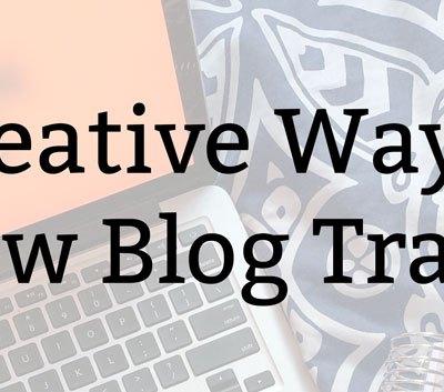 4 Creative Ways To Grow Blog Traffic: September Blog Traffic Report