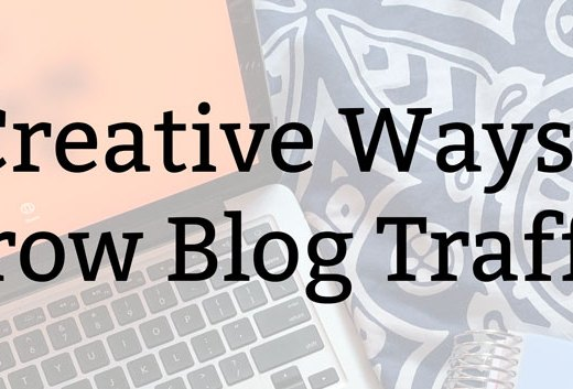 4 Creative Ways To Grow Blog Traffic: September Blog Traffic Report