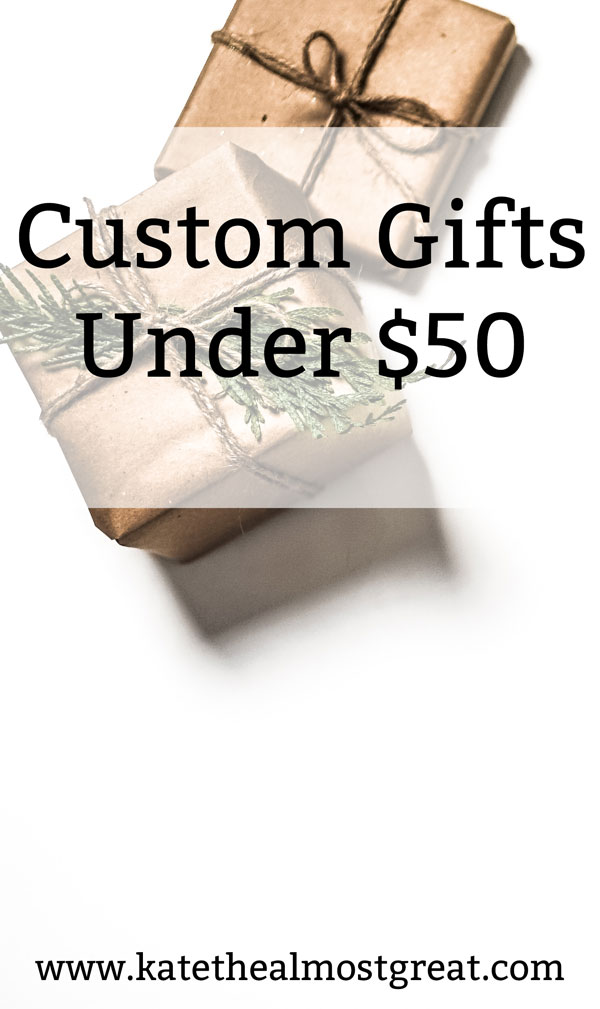 cheap custom gifts, cheap custom Christmas gifts, cheap customized gifts, cheap personalized gifts under $10, personalized gifts for her