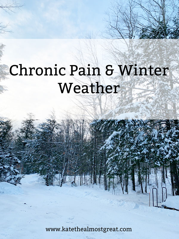 living with chronic pain, living with chronic pain, living with chronic back pain, living with chronic pain the patient's perspective, living well with chronic pain, chronic pain and cold, cold weather and chronic pain