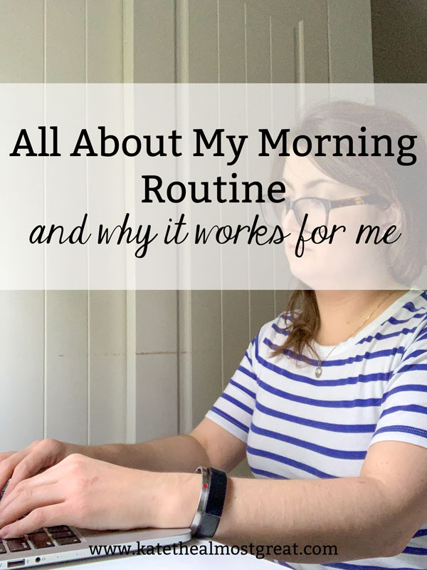 morning routine for success, millennial morning routine, morning routine, morning routine productive, productive morning routine, successful morning routine, chronic illness morning routine, chronic pain morning routine