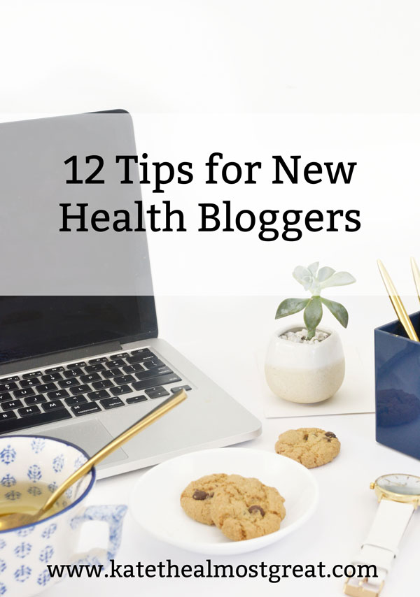 I've written well over 1,000 blog posts and I've helped a lot of people through writing about my health experiences. I know that you can do the same with your health blog, so I want to share my experience in the hope that it will help new health bloggers.