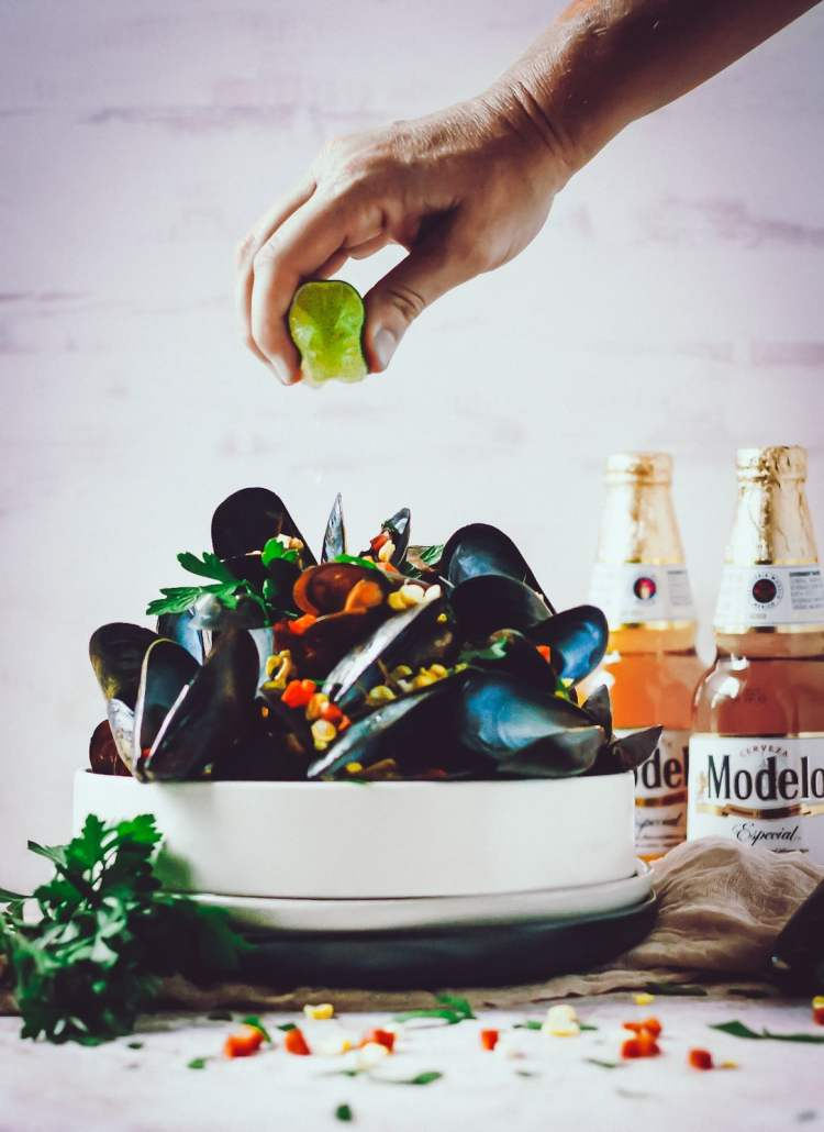 The best mussels recipe is easier than you think!