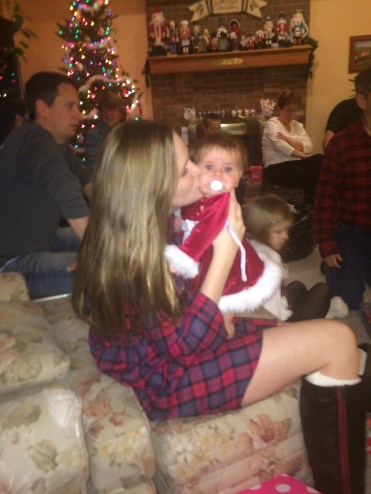 Christmas lovin'