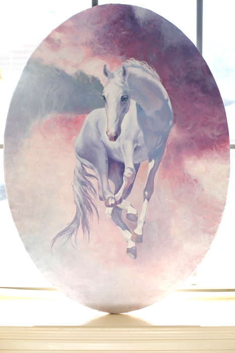 oil painting, falling horse, white horse, gray horse, flying, jump, equine art, Palomino, Beautiful, Purple, Blue, Surrealism, clouds, Fight Or Flight, Falling, Fog, Foggy, Horse, Luxury, Beautiful, Portrait, Realism, Realistic, original, oil, realistic, impressionistic, painting for sale, sold, fine art, buy a painting, wall art, gift, christmas, artist, painting art, portrait artist, portrait, contemporary painting, painting gallery, custom art, custom paintings, usa, america, american art, red, Kate Tova artist, canvas, christmas gift, anniversary, new year, birthday present, unique, exclusive, expensive, luxurious, living room, guestroom, Kate Tova, wedding gift, Valentines day gift, hand painted, art for dining room, guest room, living room, bedroom, canvas print, print, painting on canvas