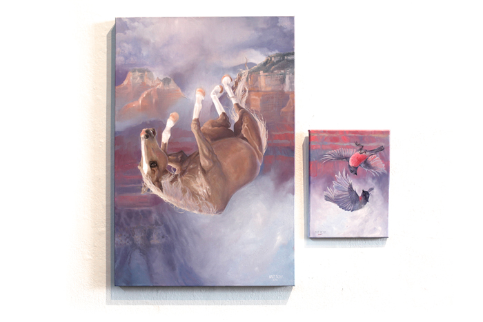 oil painting, falling horse, flying, jump, equine art, Palomino, Beautiful, Purple, Blue, Surrealism, Canyon, Grand Canyon, Fight Or Flight, Falling, Fog, Foggy, Horse, Luxury, Beautiful, Portrait, Realism, Realistic, original, oil, realistic, impressionistic, painting for sale, sold, fine art, buy a painting, wall art, gift, christmas, artist, painting art, portrait artist, portrait, contemporary painting, painting gallery, custom art, custom paintings, usa, america, american art, red, Kate Tova artist, canvas, christmas gift, anniversary, new year, birthday present, unique, exclusive, expensive, luxurious, living room, guestroom, Kate Tova, wedding gift, Valentines day gift, hand painted, art for dining room, guest room, living room, bedroom, canvas print, print, painting on canvas