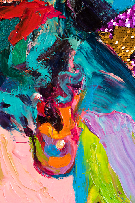 art, artwork, painting, woman portrait, girl portrait, model, eye, large brush strokes, palette knife, thick paint, impasto, original, oil, realistic, impressionistic, painting for sale, sold, fine art, buy a painting, wall art, gift, christmas, artist, painting art, portrait artist, portrait, contemporary painting, painting gallery, custom art, custom paintings, usa, america, american art, blue, artist, canvas, christmas gift, anniversary, new year, birthday present, unique, exclusive, expensive, luxurious, living room, guestroom, Kate Tova, wedding gift, Valentines day gift, hand painted, art for dining room, guest room, living room, bedroom, canvas print, print, painting on canvas, art for sale, usa, large painting portrait, pink, pink hair, reagan charleston, southern charm, new orleans, nola, Imaan Hammam