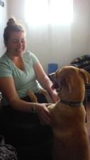 Shila Made a Friend :)