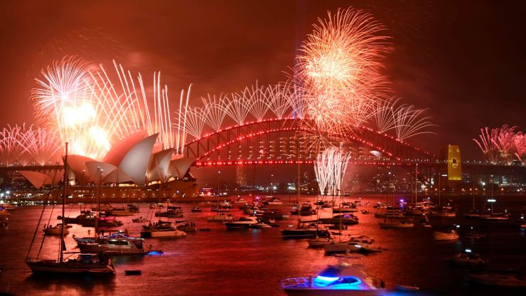 Sydney - Peter Parks