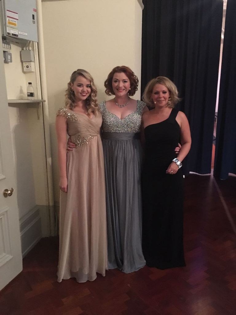 Picture of Katie Hall, Kate Valentine, Francesca Jackson - The Sound of his Music: A Celebration of Richard Rodgers - Summer 2018