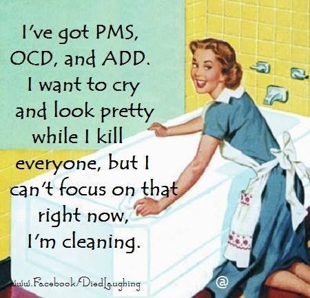 ADD OCD PMS