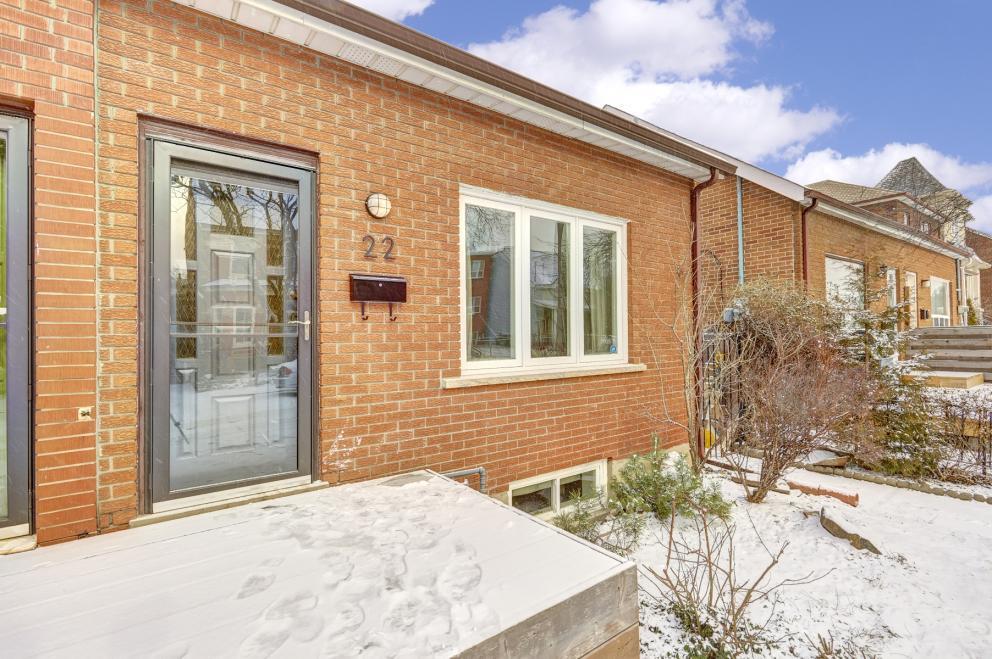 22 Crocker Avenue | Trinity Bellwoods Home for Sale | Kate Watson