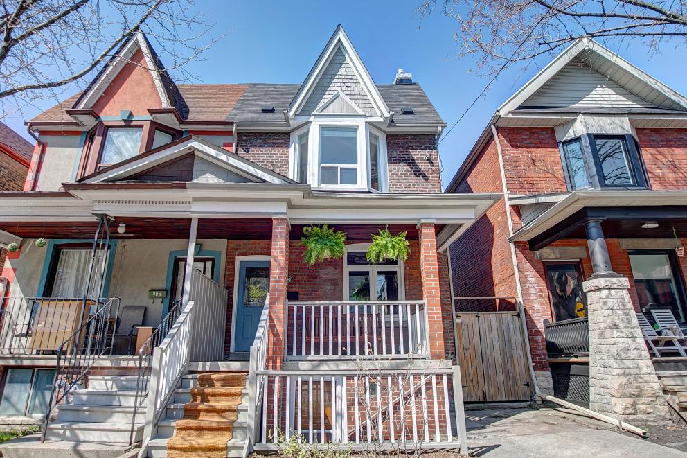598 Gladstone Avenue | Dovercourt Village Home for Sale | Kate Watson