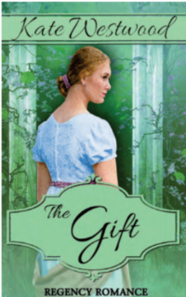 The Gift by Kate Westwood Book Cover Image