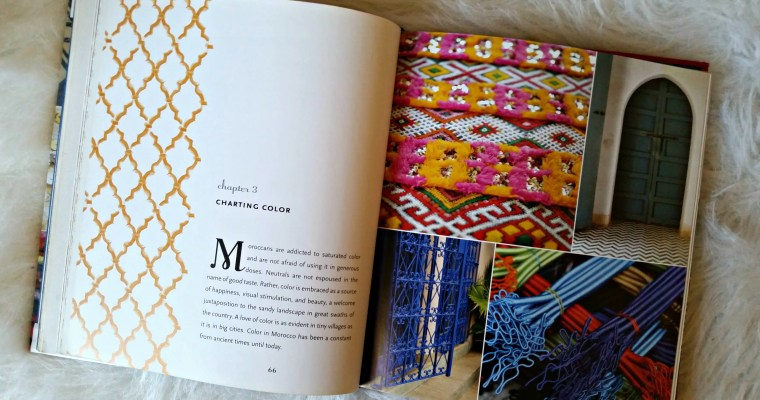 Book Review: Marrakesh By Design