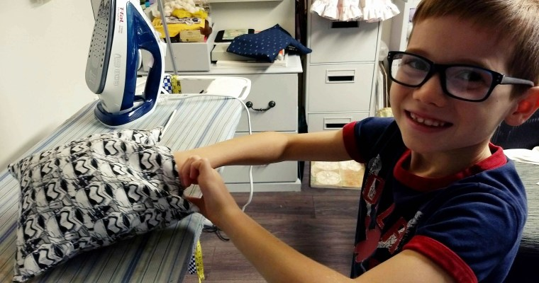 My Son, Artist and Seamster: In His Own Words
