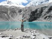 Huaraz,laguna 69