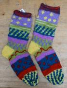 Funky socks - there are so many amazing socks!!