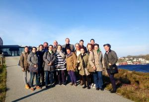 AK Demokratie in Norwegen: Hilsen fra Telavåg!
