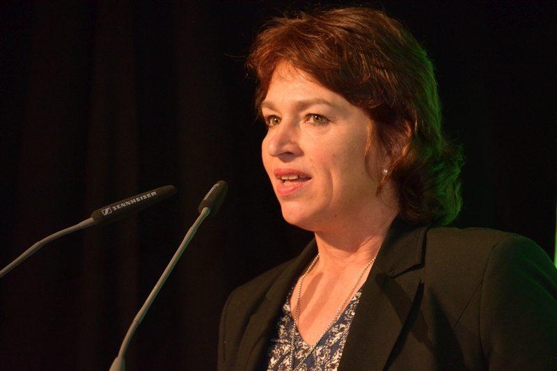 Meine Fraktionskollegin Gisela Sengl tritt auf Listenplatz drei für die Grünen bei der Landtagswahl an. Gratulation!