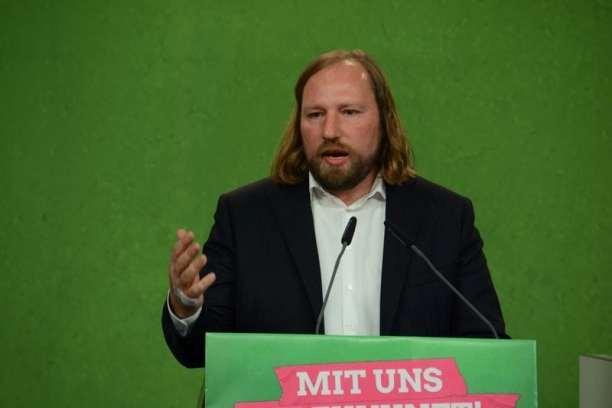 Fraktionschef Toni Hofreiter