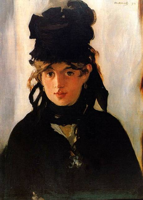 Manet's portrait