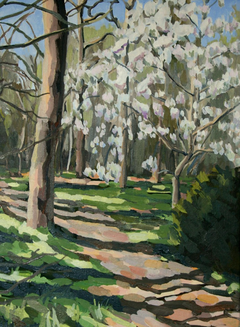 Isabella plantation, 30x40cm sold