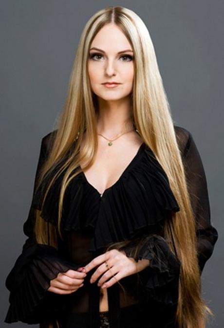 Heel Lang Haar