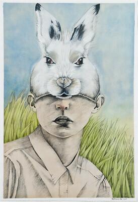 Arctic Hare Scullcap