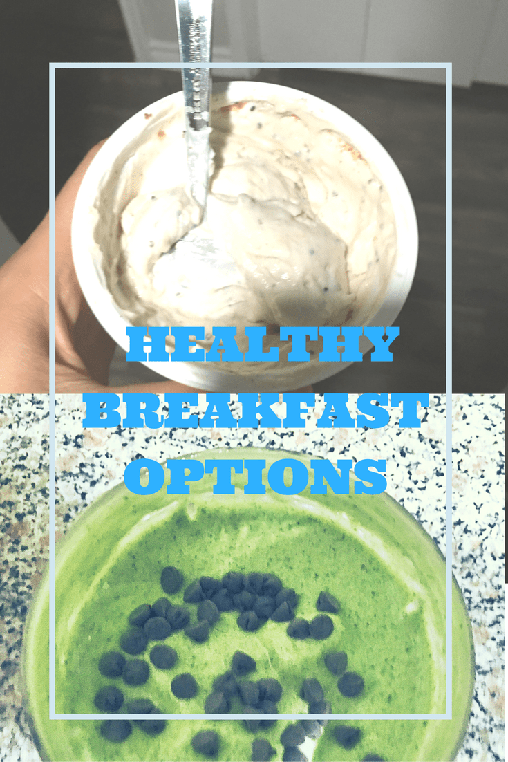 Since I started eating breakfast regularly, I've noticed a huge decrease in cravings AND I find myself eating better throughout the day. This is why I'm sharing three of my favorite healthy breakfasts and why you should eat them too!