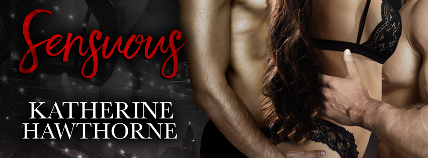 Sensuous Katherine Hawhorne Social Banner