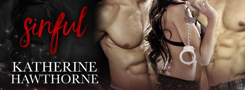 Sinful Katherine Hawhorne Social Banner