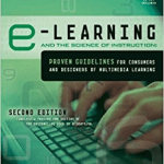 E-Learning and the Science of Instruction cover