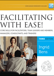 Facilitating with Ease cover