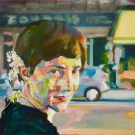 Rachel 28x28 Oil on Canvas 2012 FOR SALE