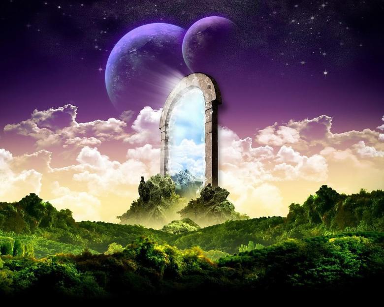 Door to My Imagination