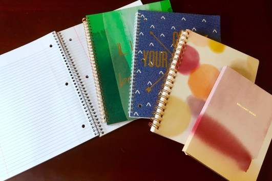 Notebooks for Writers