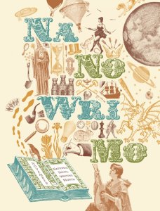 Poster for National Novel Writing Month