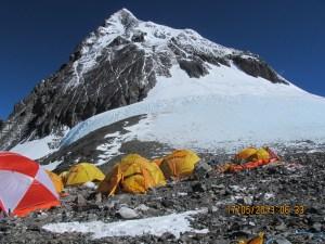 Everest Camp 4