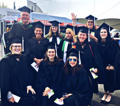 Lesley MFA graduates 2018