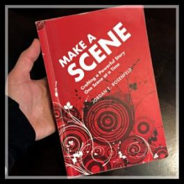 Make A Scene Book about Revision