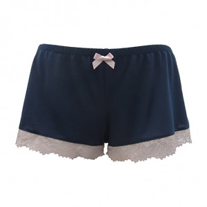 Emilia Shorts, Midnight Rosette