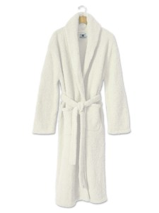 Seasonless Robe, White