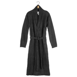 Seasonless Robe, Black