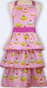 cupcake apron for giveaway