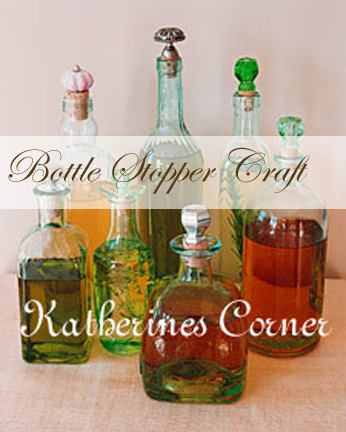bottle stopper craft katherines corner